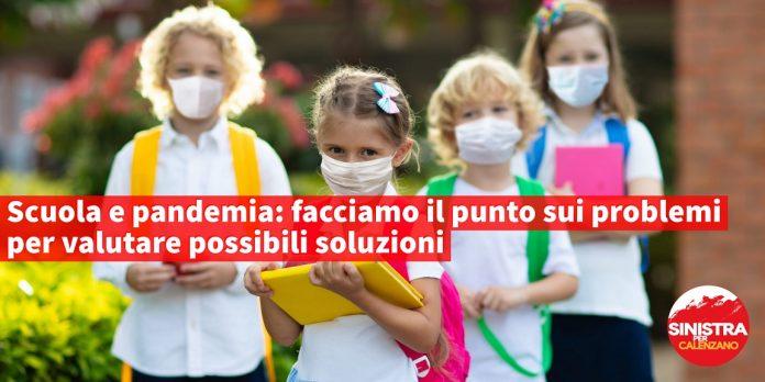 Sinistra per Calenzano-Coronavirus
