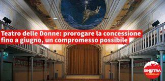 Sinistra per Calenzano-Teatro delle Donne