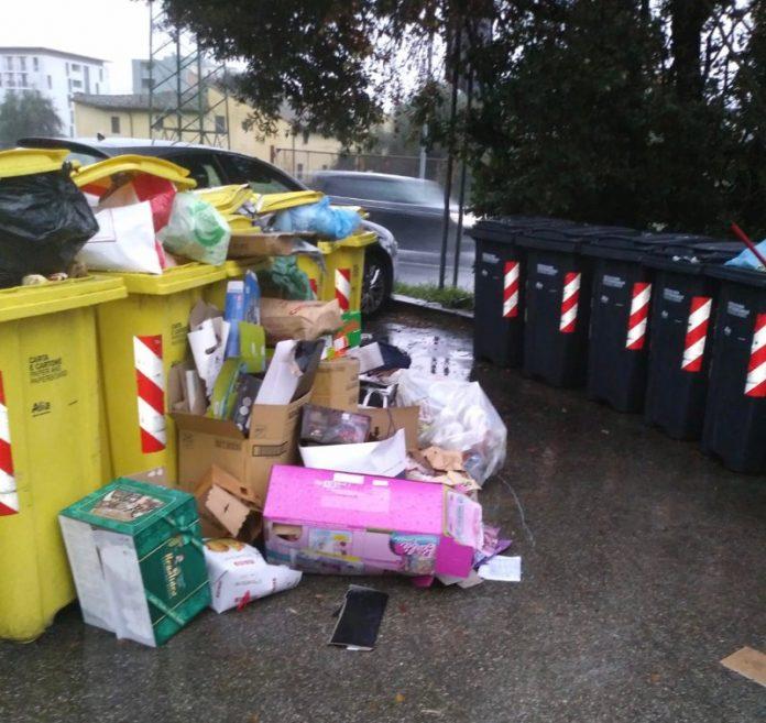 ItaliaViva rifiuti
