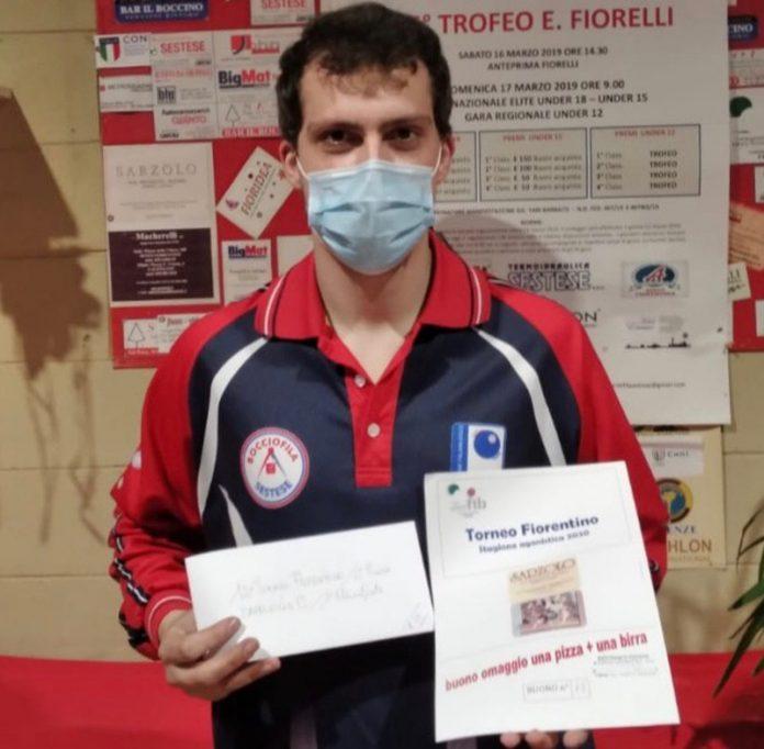 Torneo Fiorentino tappa 6 - Vincito