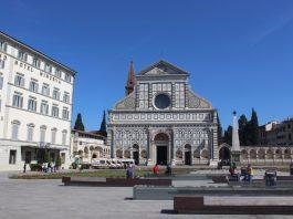 Piazza Santa Maria Novella-Chiesa 2 2