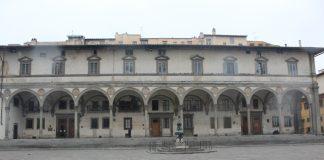 Piazza Santissima Annunziata-Istituto degli Innocenti 2