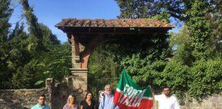 Forza Italia sanatorio Luzzi