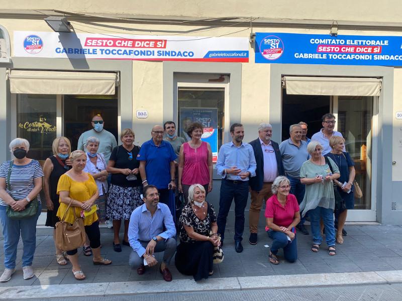 Inaugurazione comitato elettorale (1)