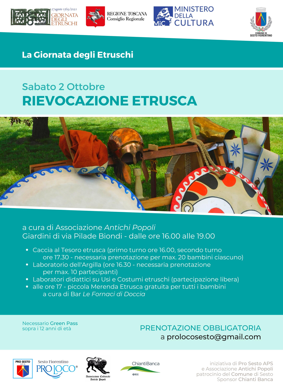 rievocazione etrusca 2 ottobre