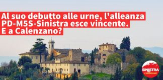 Sinistra per Calenzano - Elezioni 2021